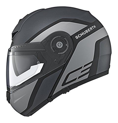 Schuberth Systeemhelm C3 Pro Observer Black/Grey-XS