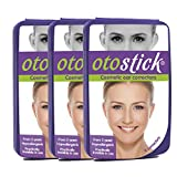 Otostick PACK-3 | Cosmetic Ear corrector | It Contains 8 Correctors | From 3 Years of Age