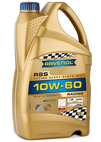 RAVENOL RSS SAE 10W-60 / 10W60 (5 Liter)