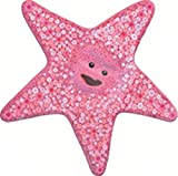 3 Inch Peach Star Fish Starfish Finding Nemo 2 Movie Removable Peel Self Stick Wall Decal Sticker Art Bathroom Kids Room Walt Disney Pixar Home Decor Boys Girls 3 1/4 inches Wide by 3 1/4 inches Tall