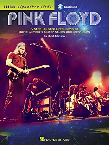 Pink Floyd - Guitar Signature Licks: A Step-by-Step Breakdown of ...