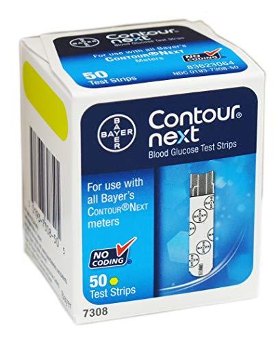 Contour Next Bayer 600 Count