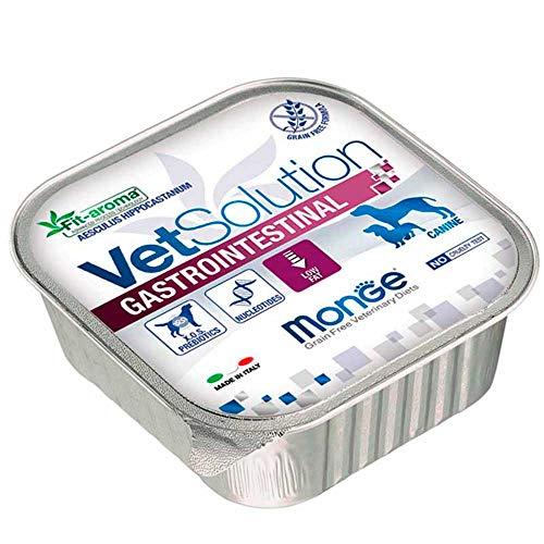 Monge Vetsolution Cane Gastrointestinal Umido 12 x 150 Gr.