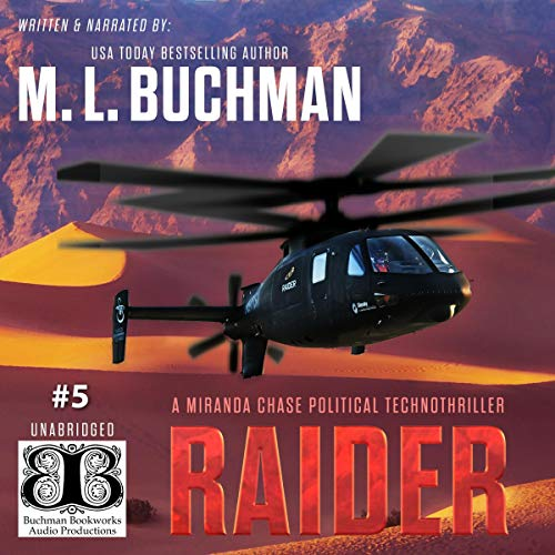 Raider Audiobook By M. L. Buchman cover art