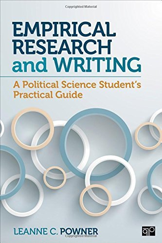 Empirical Research and Writing: A Political Science Student's Practical Guide by Powner, Leanne C. (2014) Paperback