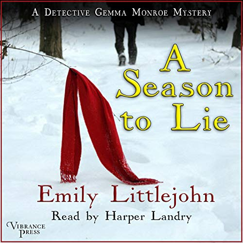 A Season to Lie audiobook cover art