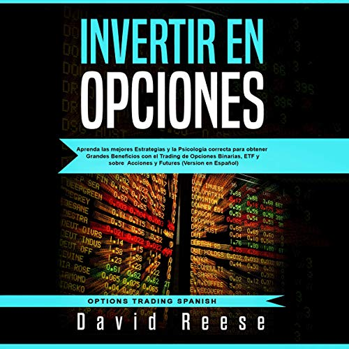 Invertir en Opciones [Invest in Options] audiobook cover art