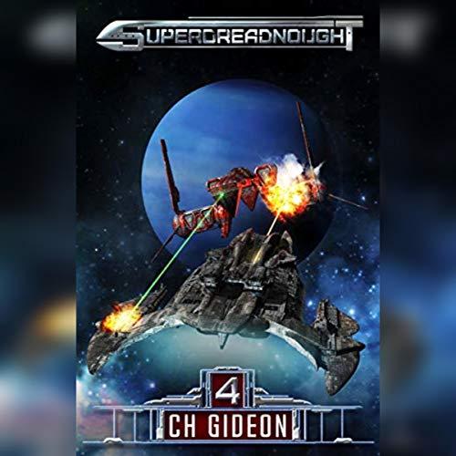 Couverture de Superdreadnought 4