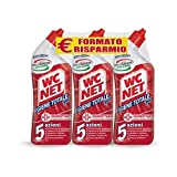 Wc Net - Igiene Totale Gel per Sanitari e Superfici, Pulitore Liquido per Wc, 700 ml x 3 confezioni