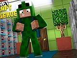 Clip: Minecraft School Server : Smarter Than Tiny Turtle!