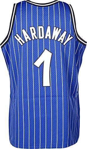 Mitchell & Ness Orlando Magic Replica Swingman Anfernee Hardaway NBA Jersey Blue HWC Basketball Trikot