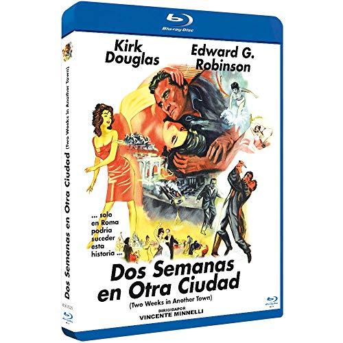Dos Semanas en Otra Ciudad BDr 1962 Two Weeks in Another Town [Blu-ray]