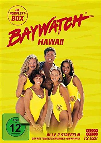 Baywatch Nights - Komplettbox [12 DVDs]