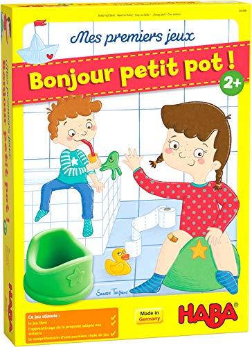 HABA-Mes Premiers Jeux – Bonjour Petit Pot, 305486
