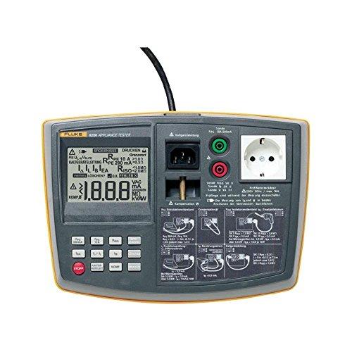 Fluke 6200-2 UK Tragbarer Gerätetester