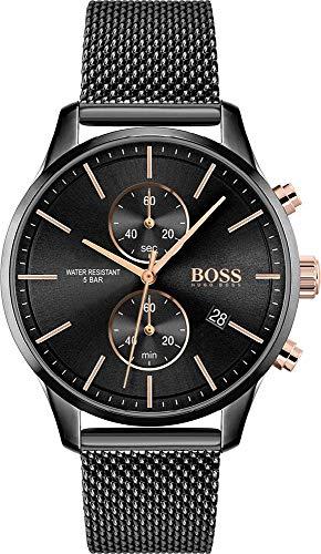 Hugo Boss Orologio Quarzo con Cinturino in Acciaio Inox 1513811