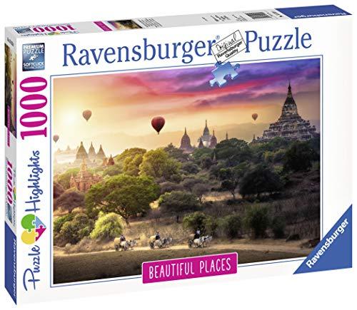 Ravensburger 15153 Heißluftballons über Myanmar, Puzzle