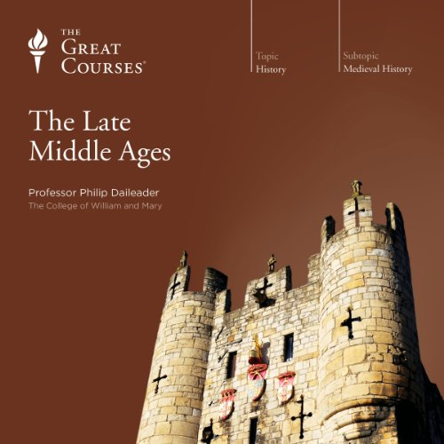 The Late Middle Ages audiobook cover art