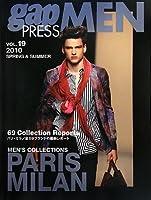 gap PRESS MEN〈vol.19〉2010Spring&Summer