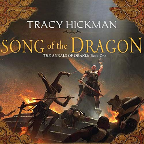 Song of the Dragon audiobook cover art