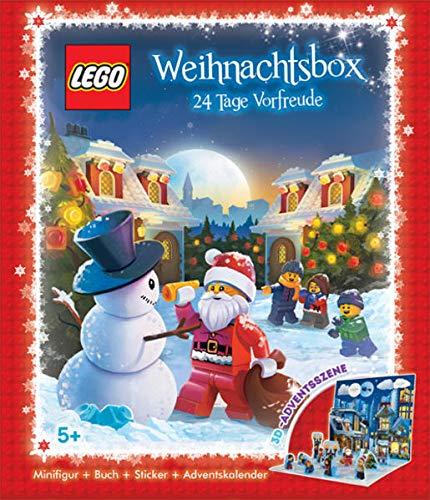 LEGO® Weihnachtsbox – 24 Tage Vorfreude