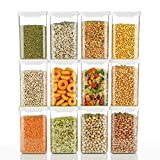 Package content: 1100 x 12 ml containers. Note- capacity is measured with water, actual filling capacity may vary from size or grains He containers themselves are intelligently designed to be clear, so that you can see what the contents are. This may...