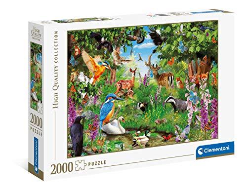 Clementoni 32566 - Puzzle de 2000 Piezas para Adultos y niños a Partir de 10 años