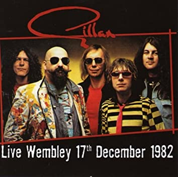 Live Wembley, 17th December 1982
