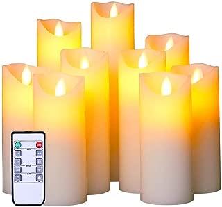 neom christmas candles