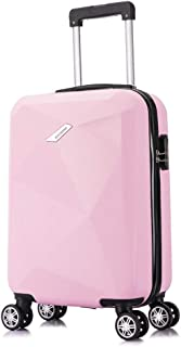"""20-24""""Trolley Case,Universal Wheel,Boarding,Student Luggage,Men and Women Suitcase Waterproof Wear-Resistant,B,24inches"""
