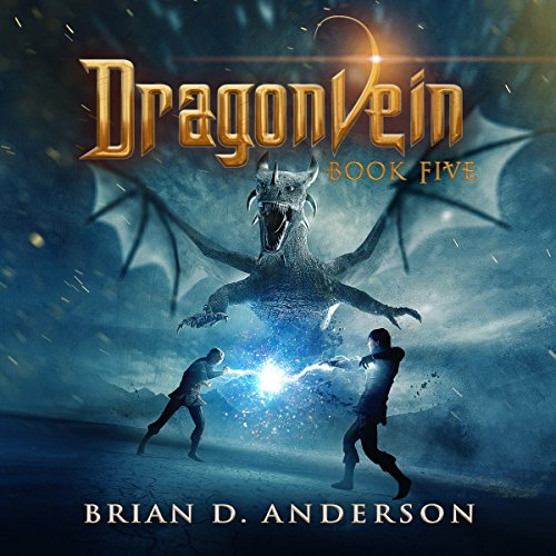 Dragonvein, Book Five audiobook cover art