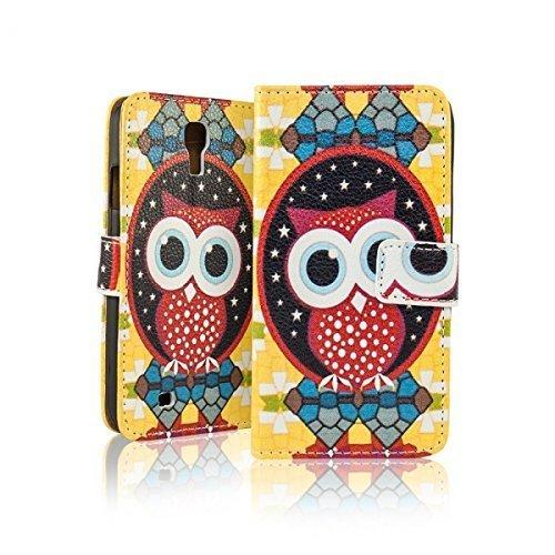 'Funda Tipo LIbro Flip Case Wallet Cartera para 'Samsung Galaxy S5Mini/S5Mini Duos Funda Funda Carcasa Cover Book Case negro