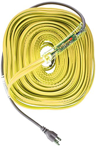Wrap-On Pipe Heating Cable - 60-Feet, 120 Volt, Built-in Thermostat, Low Wattage - 31060, Color may vary