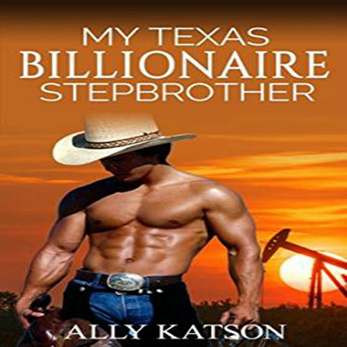 Couverture de My Texas Billionaire Stepbrother