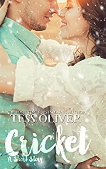 Cricket: Contemporary Romance Novella by [Tess Oliver]