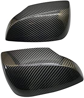 STi Window Scoop Louvers Cover ABS 2PCS Glossy Black YUZHONGTIAN 2015-2019 for Subaru WRX