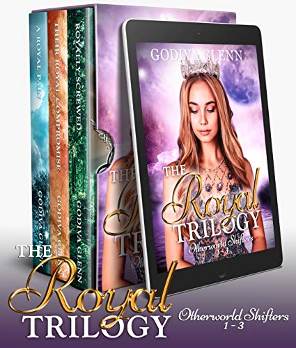 The Royal Trilogy: Paranormal Dating Agency (Otherworld shifters) (English Edition)