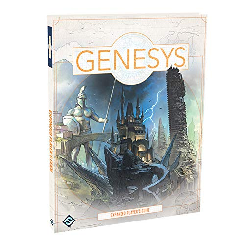 Fantasy Flight Games Genesys Expanded Player'S Guide, FFGGNS11