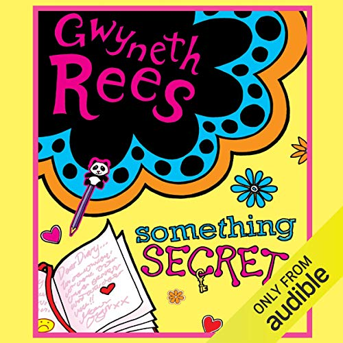 Something Secret audiobook cover art