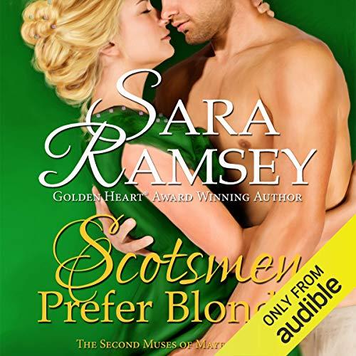 Scotsmen Prefer Blondes audiobook cover art