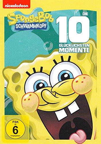 SpongeBob Schwammkopf : Die 10 glücklichsten Momente