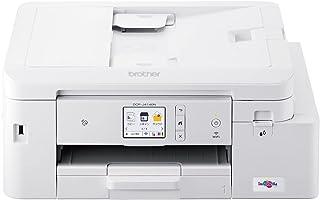 ブラザー工業 プリンター 大容量ファーストタンク A4インクジェット複合機 DCP-J4140N (Wi-Fi/自動両面印刷/スマホ・タブレット接続/ADF/在宅ワーク向け) 通常