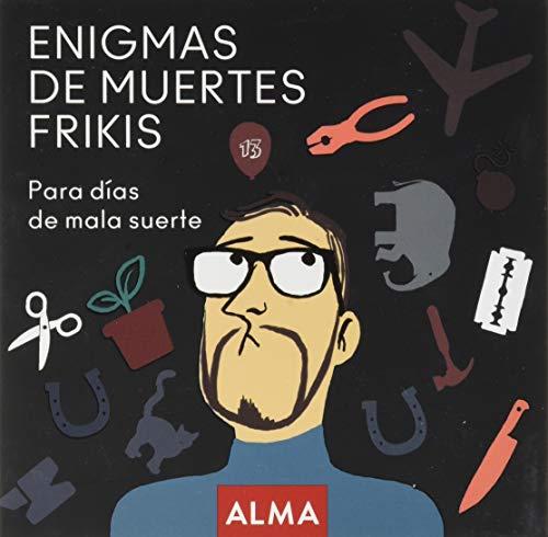Enigmas de muertes frikis (Cuadrados criminales)