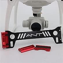 Carbon Fiber Camera Gimbal Guard Protector Board with Clip Holder for DJI Phantom 4