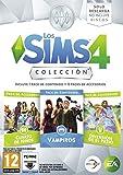 Pack: Los Sims 4 Colección, Incluye 1 Pack De Contenido Y 2 Packs De Accesorios