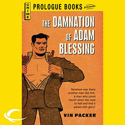The Damnation of Adam Blessing audiobook cover art