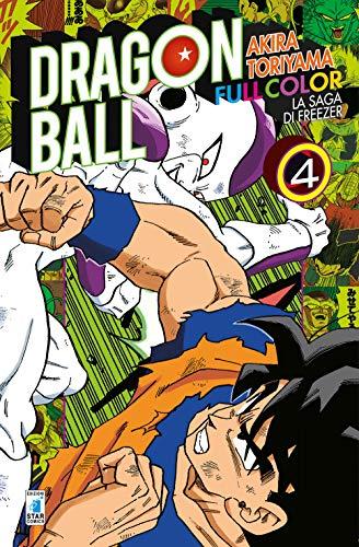 La saga di Freezer. Dragon Ball full color (Vol. 4)