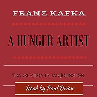 The Hunger Artist audiobook cover art