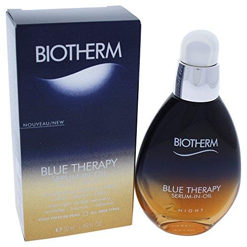Biotherm Blue Therapy Serum-In-Oil Night Gesichtsserum, 50 ml
