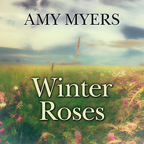 Winter Roses audiobook cover art